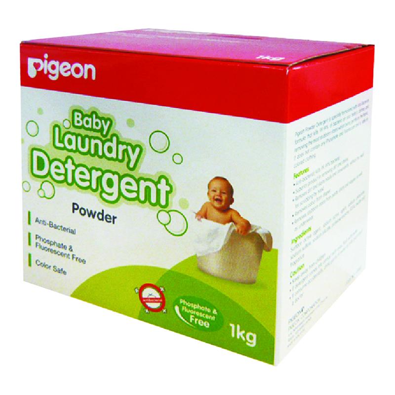 Baby Laundry Detergent Powder 1kg Pigeon Pigeon