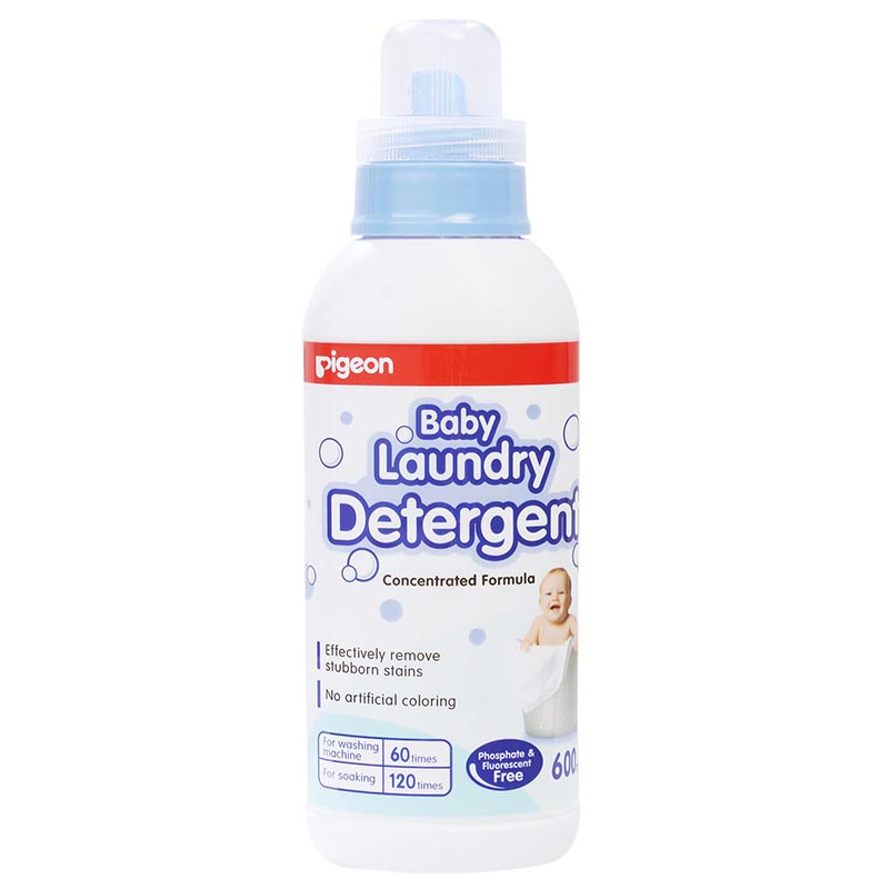 Laundry Detergent Liquid 600ml Pigeon